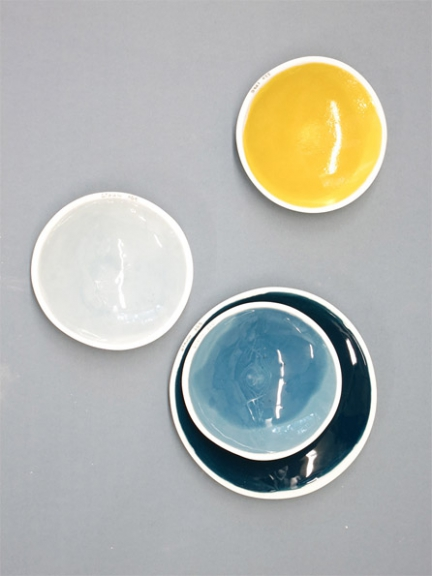 'COLOR TEST' BOWLS