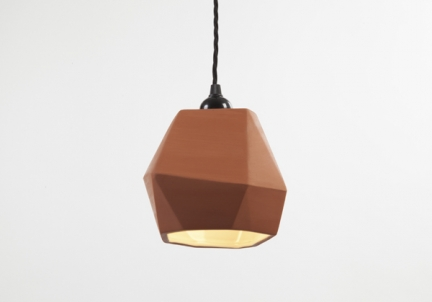 GEOMETRIC LAMP PENDANT