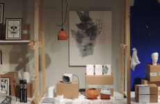pop-up shop HELDER 'The Power of Object(s)'