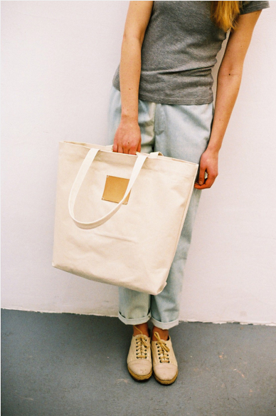 'THIS IS PAPER' TOTE BAG