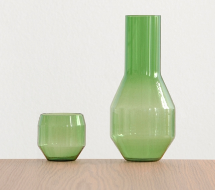 CARAFE & GLASS