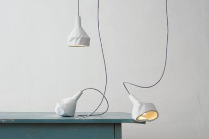 'LIKE PAPER' TABLE LAMP