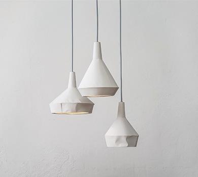 'LIKE PAPER' LAMP