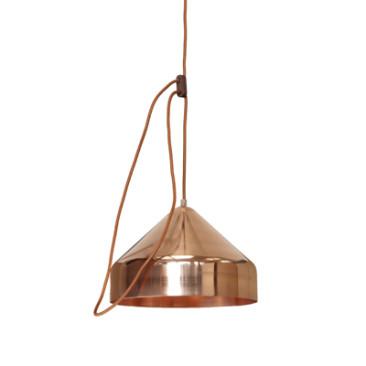 LLOOP LAMP COPPER