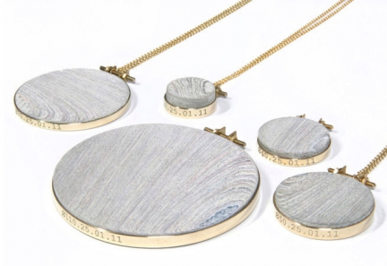 'SAMPLE SERIES' NECKLACE