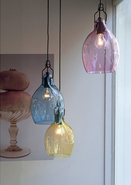 'BUBBLICIOUS' LAMP