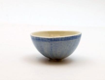 'BLUE HARVEST' ZUCCHINI BOWL