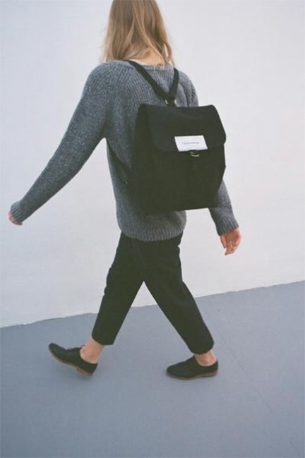 'THIS IS PAPER' BACKPACK
