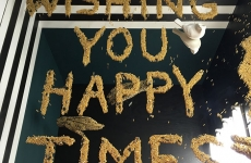 WISHING YOU HAPPY TIMES!