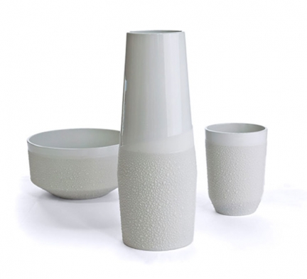 'ARCHIVING WATER' TABLEWARE