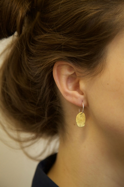 'E2' SINGLE EARRING