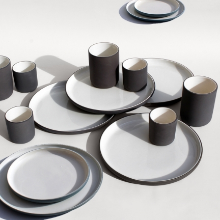 'DOUBLE LAYER' PLATES