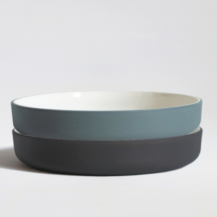 'DOUBLE LAYER' DEEP PLATE