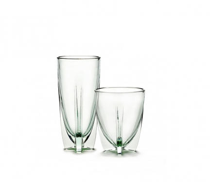 GLASS 'DORA' LOW & TALL