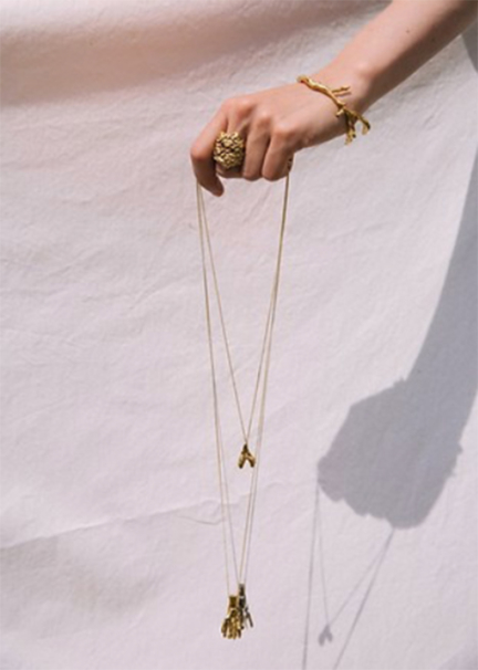'PLANTA' NECKLACE