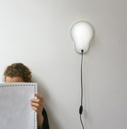 STICKY LAMP WHITE